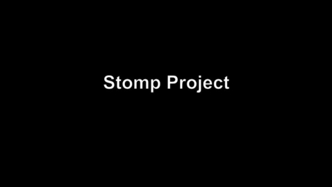 Thumbnail for entry Marinangeli, A2, Stomp Project