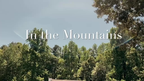 Thumbnail for entry In The Mountains by Asha W.