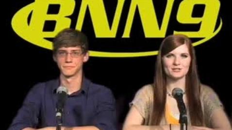 Thumbnail for entry MJHS Student News May 19, 2009
