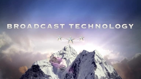 Thumbnail for entry Broadcast Technology Class