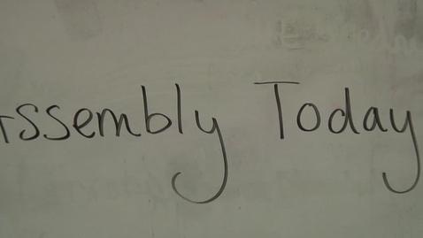 Thumbnail for entry Auditorium Behaviors