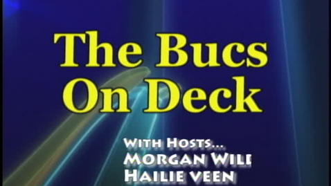 Thumbnail for entry The Bucs On Deck Sept. 28