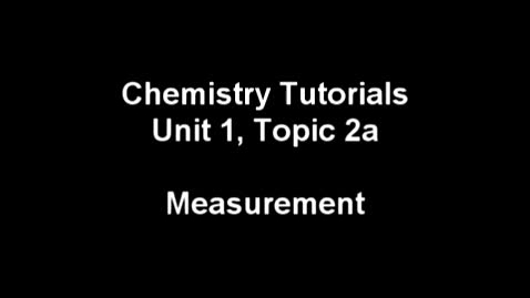 Thumbnail for entry R1 1.02a How to Do Measurement