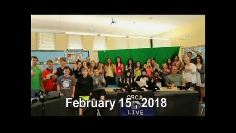 Thumbnail for entry Orca Live February 15, 2018