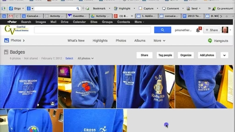 Thumbnail for entry Google Photos - Managing Albums