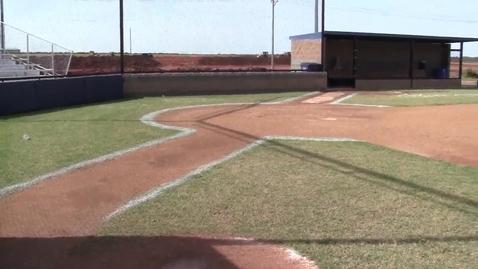 Thumbnail for entry KHS Stinger News - New Softball Field