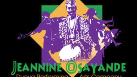 Thumbnail for entry T. Jeannine: West African dance in her community