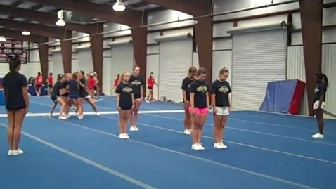 Thumbnail for entry JV Comp Routine 2