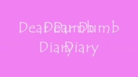 Thumbnail for entry Dear Dumb Diary