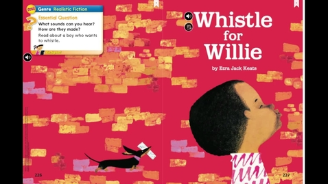 Thumbnail for entry Reading April 3, 2020 Part 1 Whistle for Willie Echo Reading