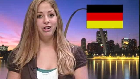 Thumbnail for entry German Exchange Students