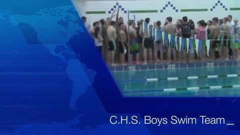 Thumbnail for entry 2015-2016 CHS Boys Swim Team Recap
