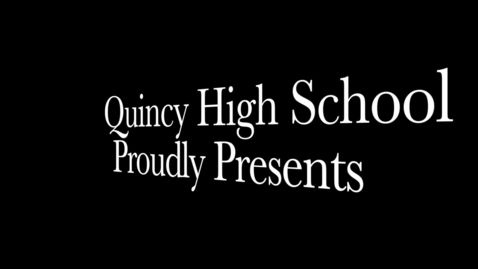 Thumbnail for entry Quincy High Senior Awards Ceremony 2021
