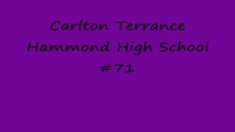 Thumbnail for entry Carlton Terrance
