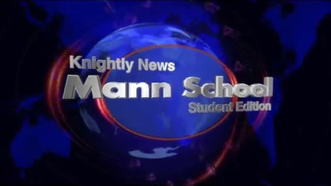 Thumbnail for entry Knightly News - April 29, 2013