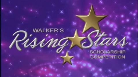 Thumbnail for entry 2010 Walker's Rising Stars Andrew Schultz