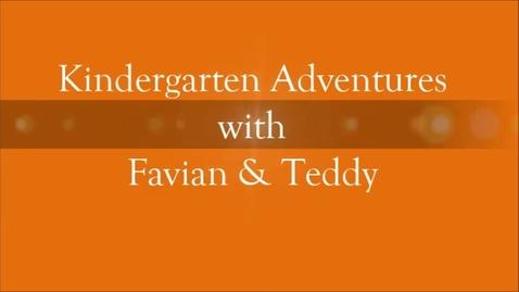 Thumbnail for entry Kindergarten Adventures Video 9