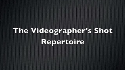 Thumbnail for entry Vlog #2 Camera Shots