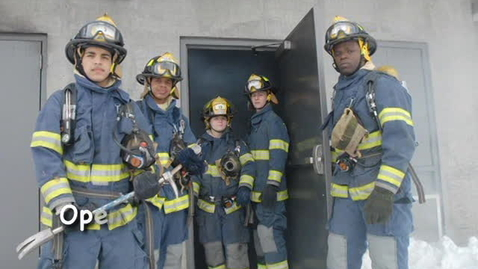 Thumbnail for entry Firefighter Trainee Program - Rochester City School District