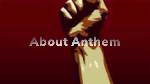 Thumbnail for entry Anthem Hicks Period 2 Jared Brady