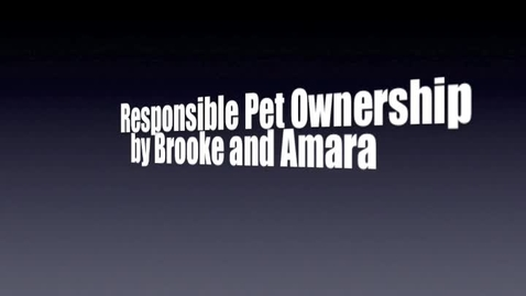 Thumbnail for entry Animal Cruelty