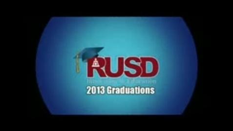 Thumbnail for entry Arlington High School's 2013 Graduation