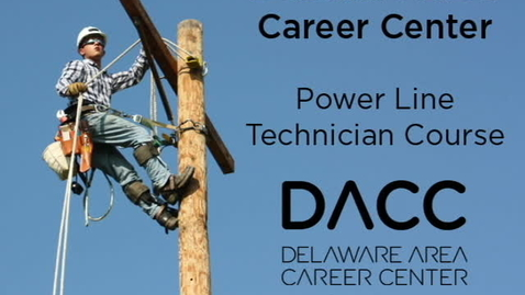 Thumbnail for entry Adult Education Power Line Course