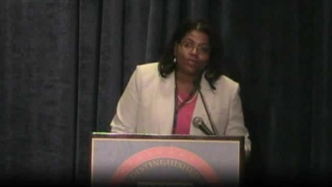 Thumbnail for entry Effie Jenkins-Smith of New Jersey NDP award speech