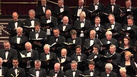Thumbnail for entry Royal Choral Society: 'Hallelujah Chorus' from Handel's Messiah
