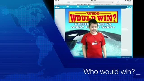 Thumbnail for entry Who Would Win
