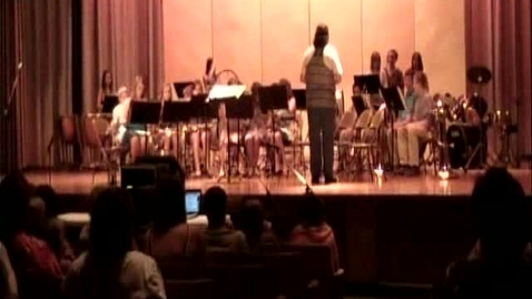 Thumbnail for entry Claflin Jr/Sr Spring Concert 2011