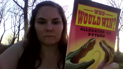 Thumbnail for entry Who Would Win? Alligator vs Python