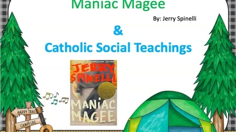 Thumbnail for entry Catholic Social Teachings Pt 1