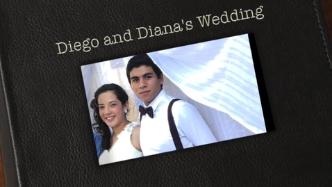 Thumbnail for entry Diego and diana's wedding