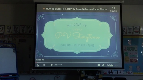 Thumbnail for entry ECSE Morning Meeting and Lesson