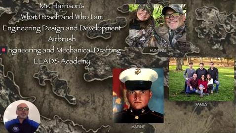 Thumbnail for entry Mr Charles H. Harrison Jr