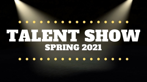 Thumbnail for entry Huth Road Talent Show 2021