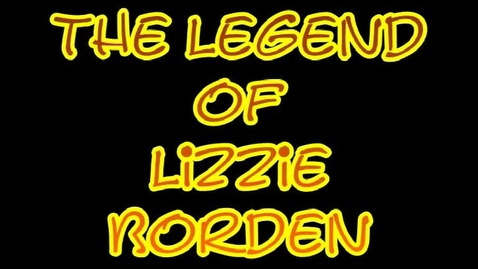 Thumbnail for entry Lizzy Borden Re-Creation