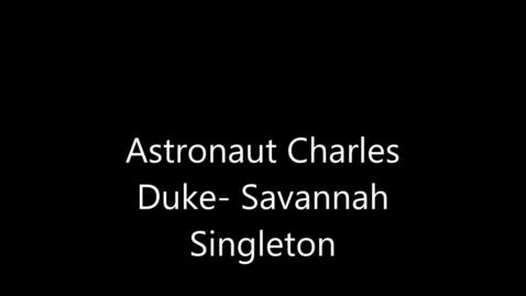 Thumbnail for entry Astronaut Charles Duke - Engineer