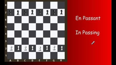Thumbnail for entry En Passant Beginner Lesson 3
