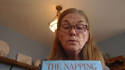 Thumbnail for entry The Napping House read by Mrs. Stulich