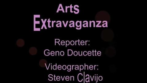 Thumbnail for entry 2009 Arts Extravaganza