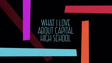 Thumbnail for entry I Love Capital High by Tazhane Lamb