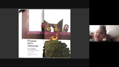 Thumbnail for entry Plumas para almorzar