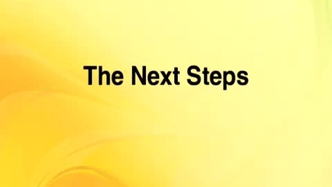 Thumbnail for entry Cultural Competence 7 --  The Next Steps