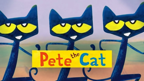 Thumbnail for entry Pete the Cat | The Petes Go Marching | Official Book Trailer