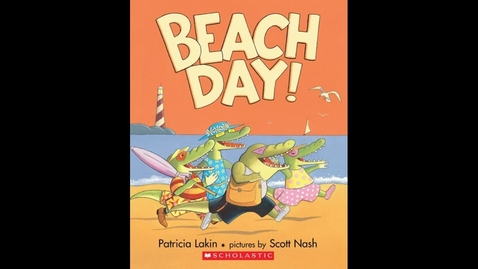 Thumbnail for entry Beach Day Read Aloud