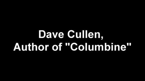 Thumbnail for entry Columbine Author Skypes PHS