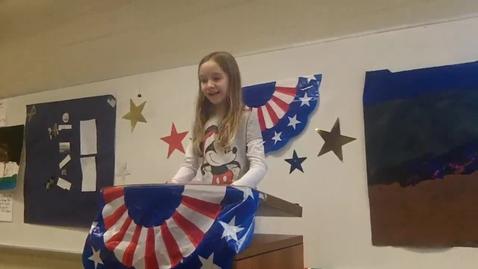 Thumbnail for entry First Period Presidential Tea Speech Winner