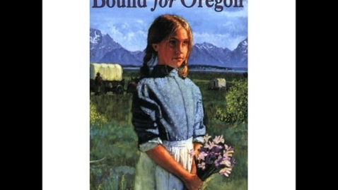 Thumbnail for entry Bound for Oregon Book Trailer